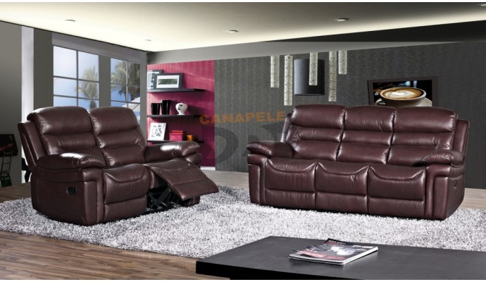 Set Canapele Recliner Model Camino 13213