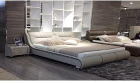 Dormitor modern tapitat Mikaela 8017(CI-CED)