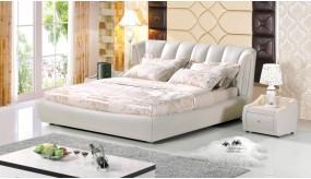 Dormitor piele model Melissa 8021(CI)